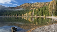 Drumeție pe tărâmul apelor minerale