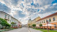 City Break - Sfântu Gheorghe